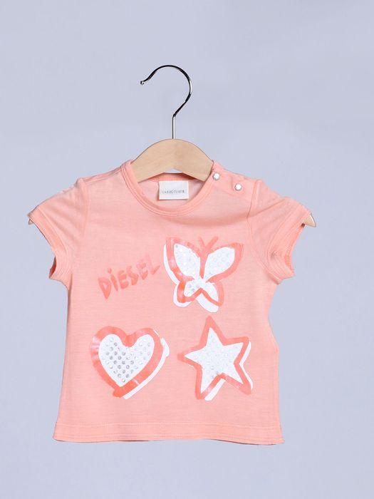 DIESEL TINQUEB T-shirt & Tops D f