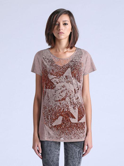 DIESEL T-NAIRINA T-Shirt D f