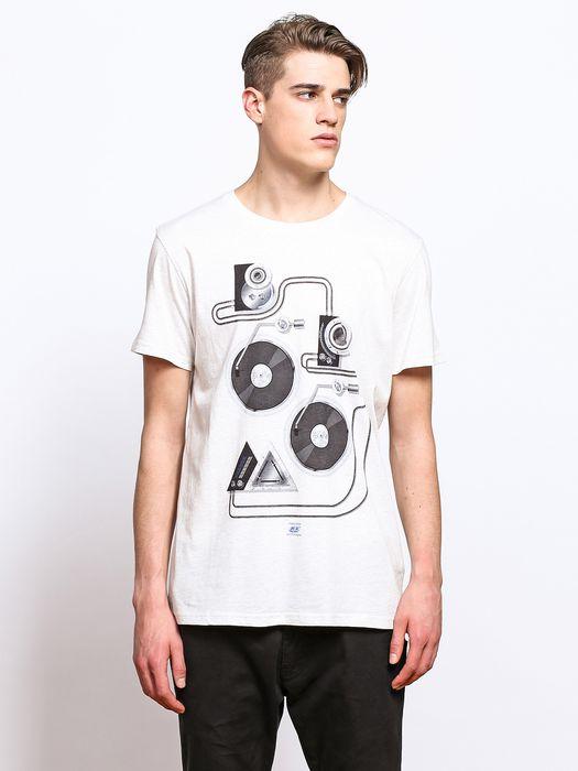 55DSL PABLO ABAD T-Shirt U f