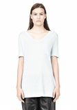 T by ALEXANDER WANG TEE WITH POCKET Short sleeve t-shirt Adult 8_n_e
