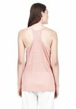 T by ALEXANDER WANG LINEN SILK JERSEY TANK TOP Adult 8_n_d