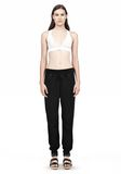 T by ALEXANDER WANG CRISS CROSS BRA TOP Adult 8_n_f