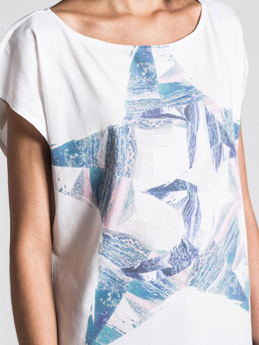 DIESEL T-SUM-P T-Shirt D a