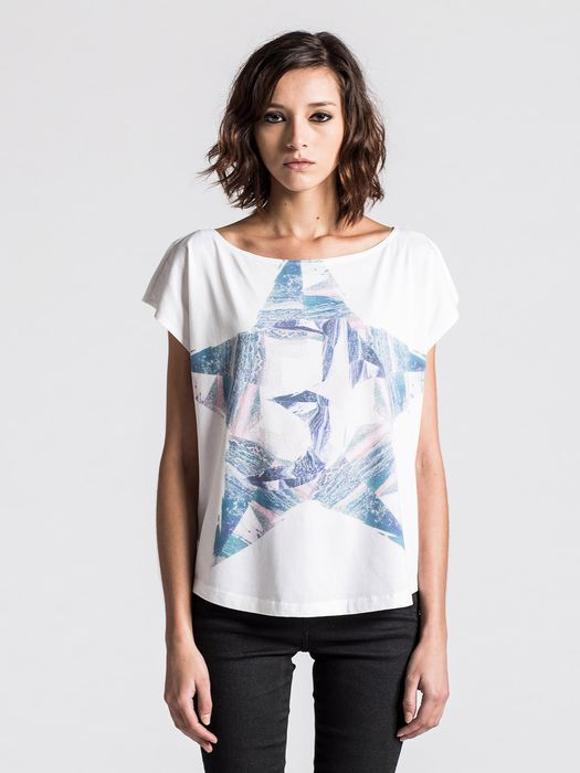 DIESEL T-SUM-P Camiseta D f