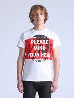 DIESEL T-MIND T-Shirt U f