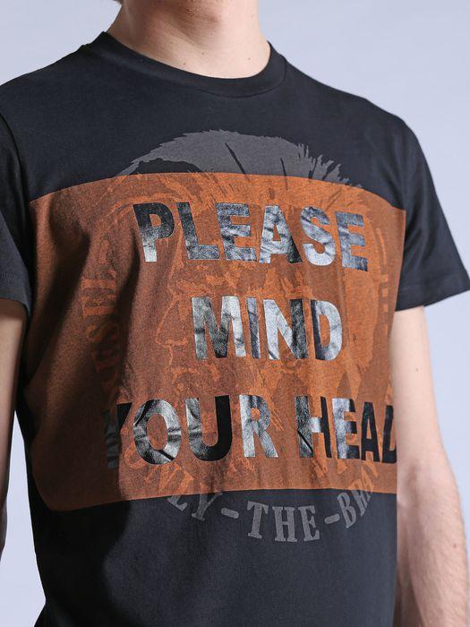 DIESEL T-MIND T-Shirt U a