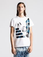 DIESEL T-WARNING T-Shirt U f