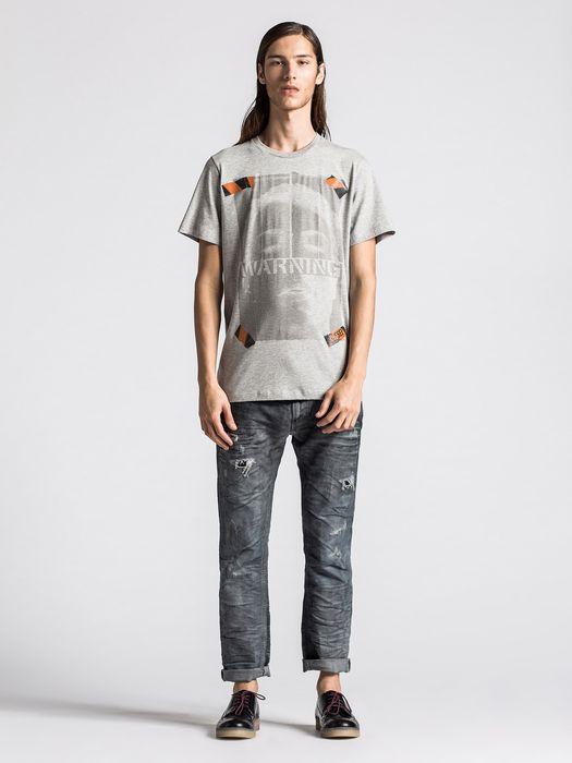 DIESEL T-WARNFACE T-Shirt U r