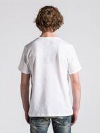 DIESEL T-WARNFACE Camiseta U e