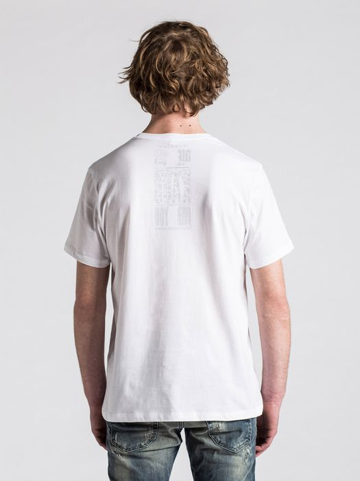 DIESEL T-WARNFACE T-Shirt U e