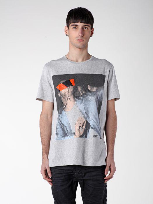 DIESEL T-COVER T-Shirt U a