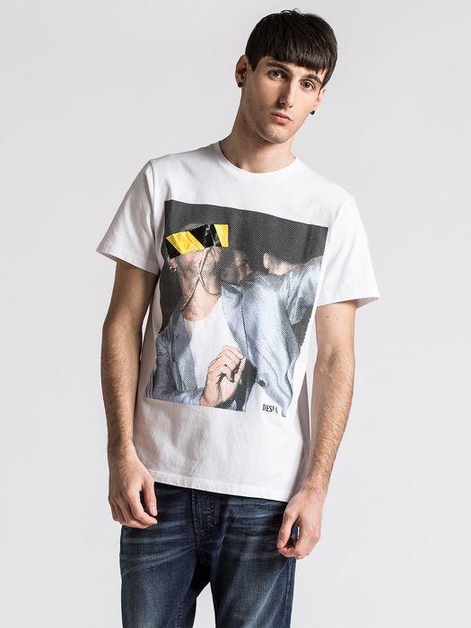 DIESEL T-COVER Camiseta U f