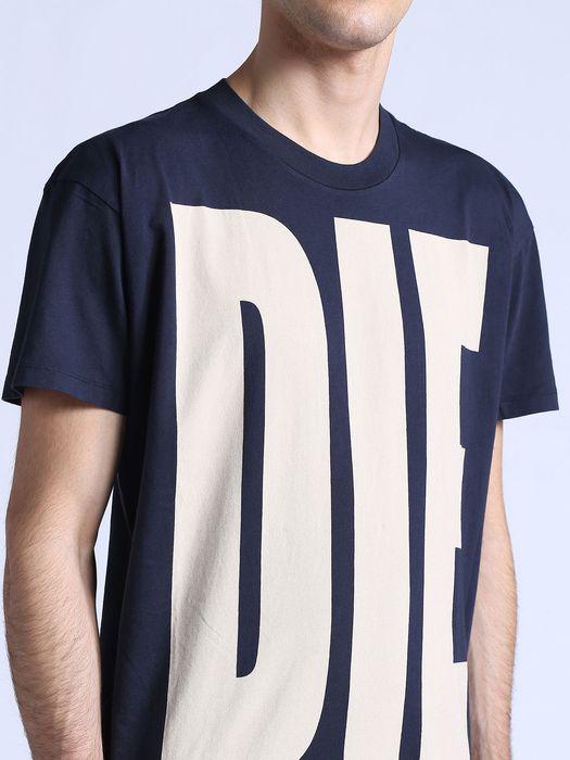 DIESEL T-DIE-SEL Camiseta U a