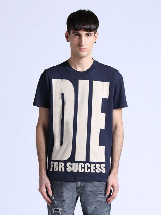 DIESEL T-DIE-SEL Camiseta U f