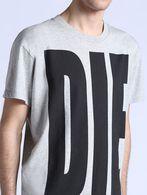 DIESEL T-DIE-SEL T-Shirt U a