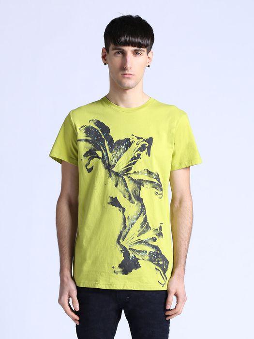 DIESEL T-TIGER T-Shirt U f