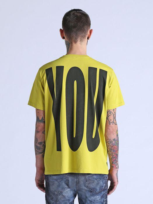 DIESEL T-BIG T-Shirt U e