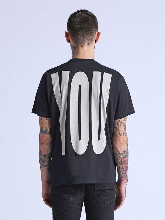 DIESEL T-BIG Camiseta U e