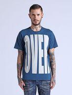 DIESEL T-BIG T-Shirt U f