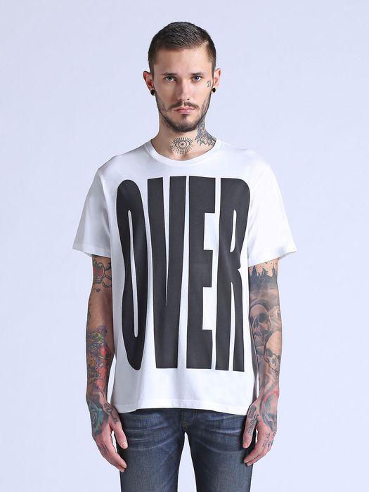 DIESEL T-BIG Camiseta U f
