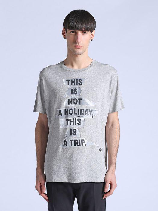 DIESEL T-THIS Camiseta U f