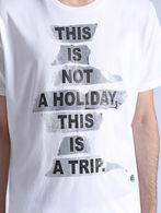 DIESEL T-THIS T-Shirt U a