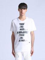 DIESEL T-THIS T-Shirt U f