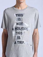 DIESEL T-THIS Camiseta U a