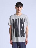 DIESEL T-PRAISE T-Shirt U f