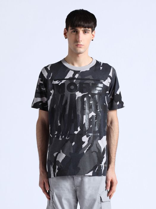 DIESEL T-FALKO Camiseta U f