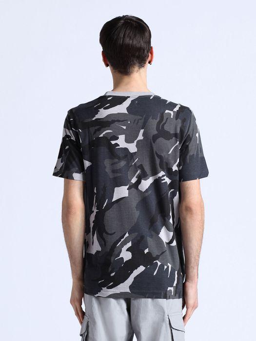 DIESEL T-FALKO Camiseta U e