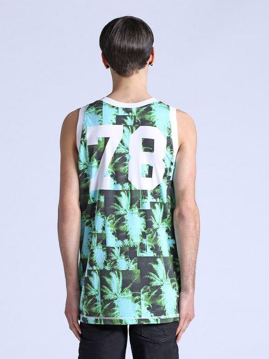 DIESEL T-ZAHUR T-Shirt U e