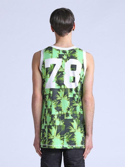 DIESEL T-ZAHUR Camiseta U a