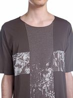 DIESEL BLACK GOLD TERESIO-FLOWERS T-Shirt U a
