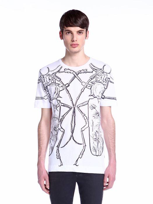 DIESEL BLACK GOLD TORICIY-DOUBLEBE T-Shirt U f