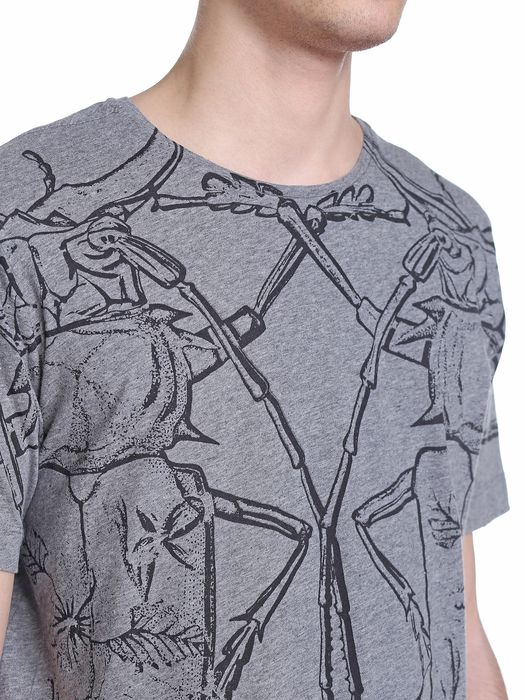 DIESEL BLACK GOLD TORICIY-DOUBLEBE T-Shirt U a