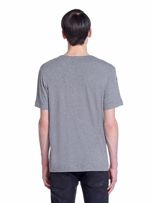 DIESEL BLACK GOLD TORICIY-DOUBLEBE Camiseta U e