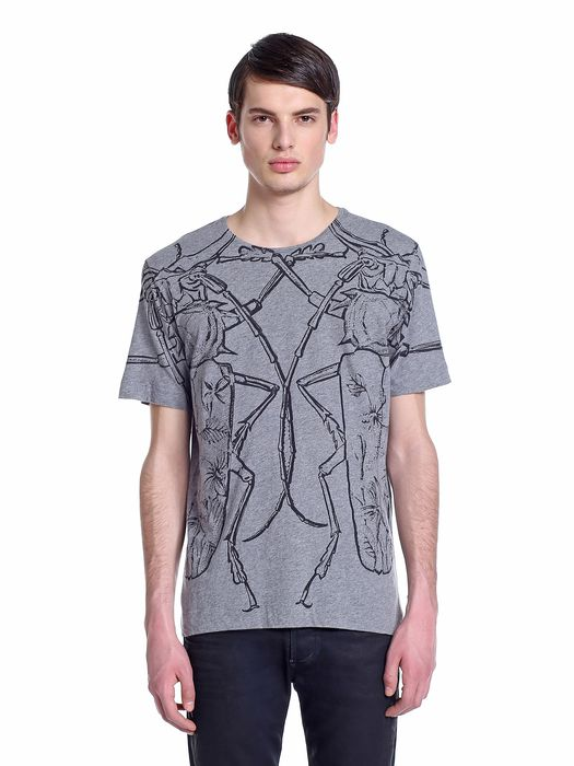 DIESEL BLACK GOLD TORICIY-DOUBLEBE Camiseta U f