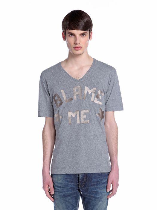 DIESEL BLACK GOLD TAICIY-BLAMEME T-Shirt U f