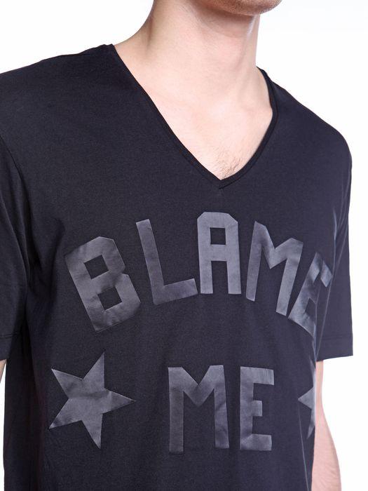 DIESEL BLACK GOLD TAICIY-BLAMEME T-Shirt U a