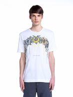DIESEL BLACK GOLD TORICIY-FLORALARCH Camiseta U f