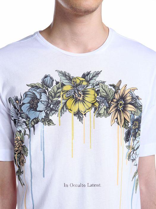 DIESEL BLACK GOLD TORICIY-FLORALARCH Camiseta U a