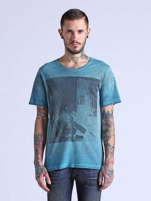 DIESEL T-ORT T-Shirt U f
