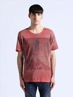 DIESEL T-ORT Camiseta U f