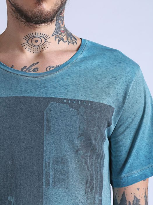 DIESEL T-ORT Camiseta U a