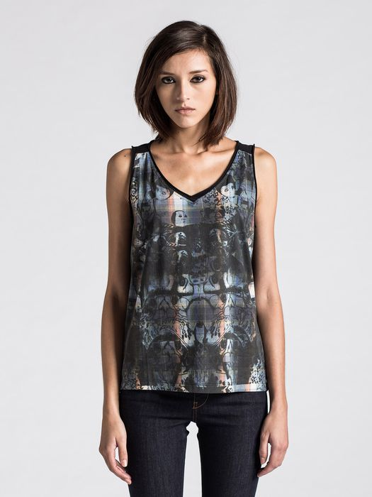 DIESEL T-CRASSULA-O T-Shirt D f