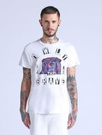 DIESEL T-CROWN T-Shirt U f