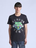 DIESEL T-THE-KING Camiseta U f