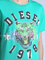 DIESEL T-THE-KING T-Shirt U a