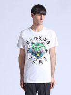 DIESEL T-THE-KING Camiseta U f